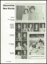 1985 Miles High School Yearbook Page 34 & 35