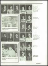 1985 Miles High School Yearbook Page 36 & 37