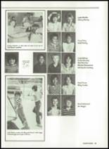 1985 Miles High School Yearbook Page 38 & 39