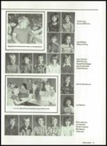 1985 Miles High School Yearbook Page 40 & 41
