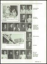 1985 Miles High School Yearbook Page 42 & 43