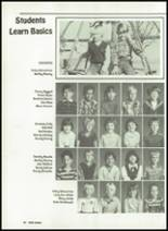 1985 Miles High School Yearbook Page 44 & 45