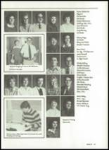 1985 Miles High School Yearbook Page 50 & 51