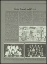 1985 Miles High School Yearbook Page 54 & 55