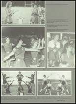 1985 Miles High School Yearbook Page 58 & 59