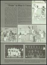 1985 Miles High School Yearbook Page 60 & 61