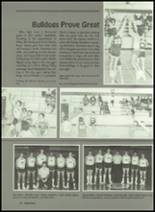 1985 Miles High School Yearbook Page 62 & 63
