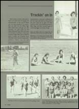 1985 Miles High School Yearbook Page 64 & 65