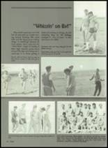 1985 Miles High School Yearbook Page 66 & 67