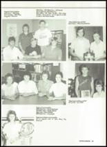 1985 Miles High School Yearbook Page 72 & 73