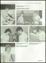 1985 Miles High School Yearbook Page 84 & 85