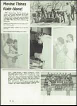 1985 Miles High School Yearbook Page 88 & 89