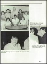1985 Miles High School Yearbook Page 92 & 93