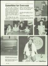 1985 Miles High School Yearbook Page 96 & 97
