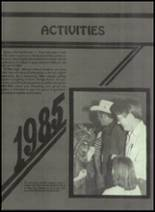 1985 Miles High School Yearbook Page 102 & 103
