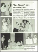1985 Miles High School Yearbook Page 110 & 111