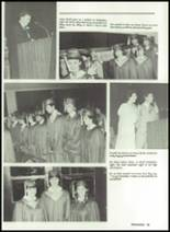 1985 Miles High School Yearbook Page 122 & 123