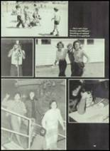 1985 Miles High School Yearbook Page 128 & 129