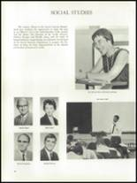 1967 South Broward High School Yearbook Page 30 & 31