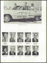 1967 South Broward High School Yearbook Page 36 & 37