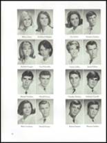 1967 South Broward High School Yearbook Page 54 & 55