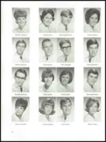 1967 South Broward High School Yearbook Page 58 & 59