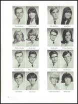 1967 South Broward High School Yearbook Page 60 & 61