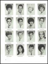 1967 South Broward High School Yearbook Page 62 & 63