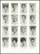 1967 South Broward High School Yearbook Page 68 & 69