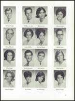 1967 South Broward High School Yearbook Page 70 & 71