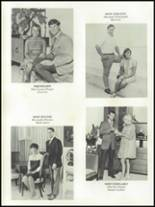 1967 South Broward High School Yearbook Page 98 & 99