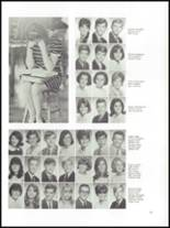 1967 South Broward High School Yearbook Page 106 & 107