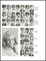 1967 South Broward High School Yearbook Page 110 & 111