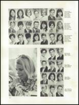 1967 South Broward High School Yearbook Page 118 & 119
