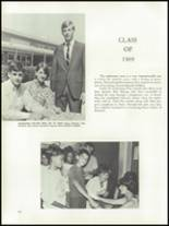 1967 South Broward High School Yearbook Page 122 & 123