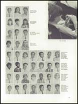 1967 South Broward High School Yearbook Page 126 & 127