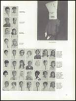 1967 South Broward High School Yearbook Page 134 & 135