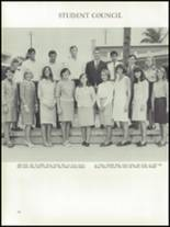 1967 South Broward High School Yearbook Page 140 & 141