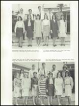 1967 South Broward High School Yearbook Page 142 & 143