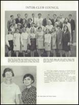 1967 South Broward High School Yearbook Page 144 & 145