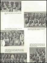 1967 South Broward High School Yearbook Page 156 & 157
