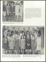 1967 South Broward High School Yearbook Page 160 & 161