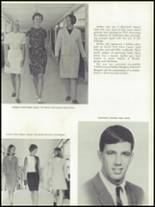1967 South Broward High School Yearbook Page 162 & 163