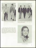 1967 South Broward High School Yearbook Page 164 & 165