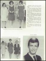 1967 South Broward High School Yearbook Page 166 & 167
