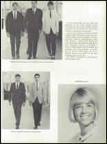 1967 South Broward High School Yearbook Page 172 & 173
