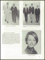 1967 South Broward High School Yearbook Page 176 & 177