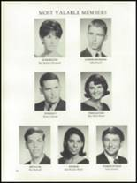 1967 South Broward High School Yearbook Page 180 & 181