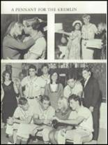 1967 South Broward High School Yearbook Page 252 & 253