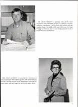1974 Greenbrier High School Yearbook Page 10 & 11